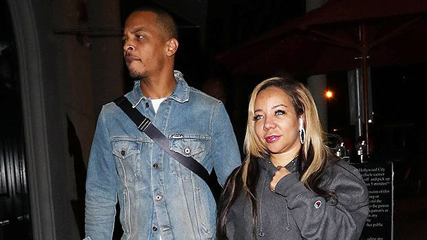 Tiny Marvels Over Throwback Pic With T.I. Before They Even Met: 'Who Woulda Thought' We'd Get Married?