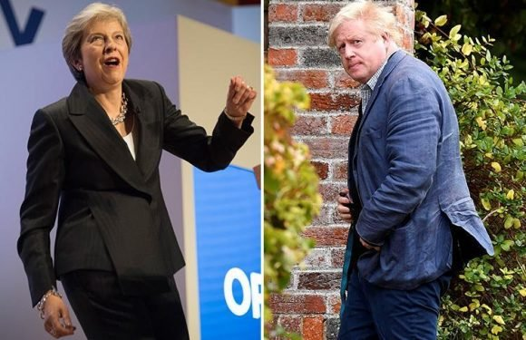 Theresa May makes dig at Boris Johnson as she warns Brexit might not happen unless party unites