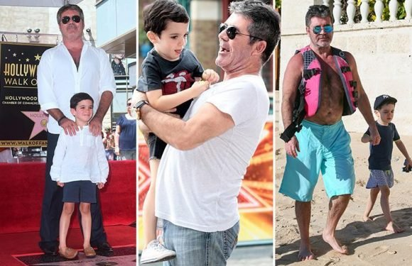 Simon Cowell reveals plans to have another child as he gushes about being a doting dad