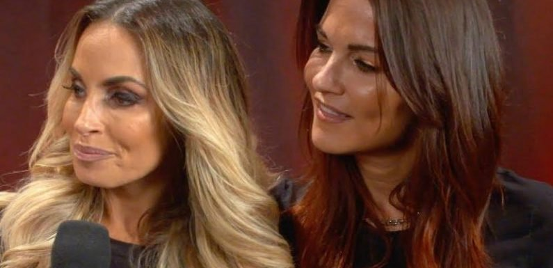 WWE news: Legend Trish Stratus reveals she fought to team with Lita against Alexa Bliss and Mickie James at Evolution