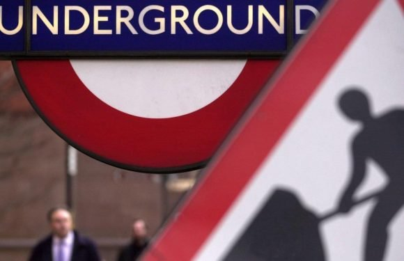Central Line Tube strike WILL go ahead on Friday after last-minute talks break down