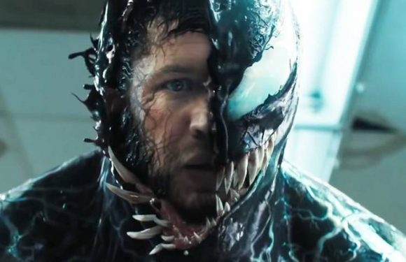 Tom Hardy Says His Favorite 'Venom' Scenes Were Cut From the Film