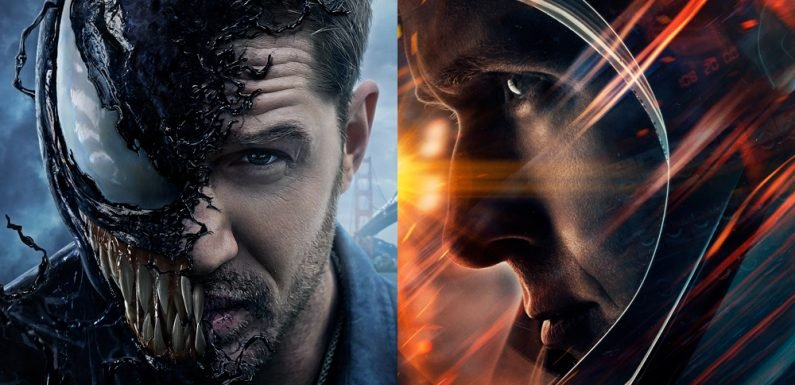 Did 'First Man' Dethrone 'Venom' at the Weekend Box Office?