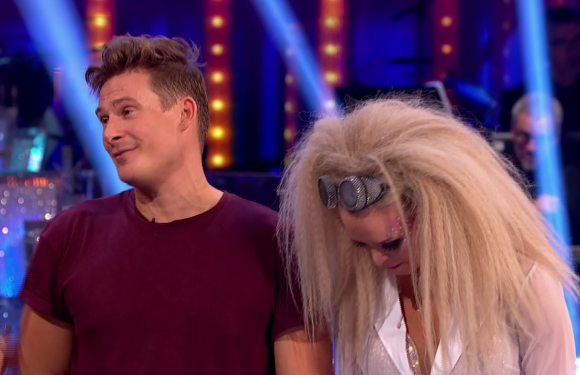 Four things you missed from Strictly Come Dancing including the third star to leave the show