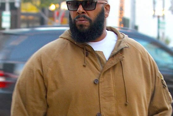 Suge Knight Has Officially Been Sentenced To 28 Years In Prison