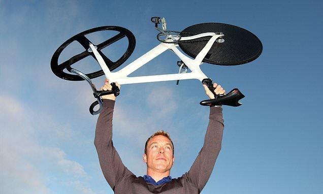 Olympic hero Sir Chris Hoy calls for an end to 'life risking' attitude