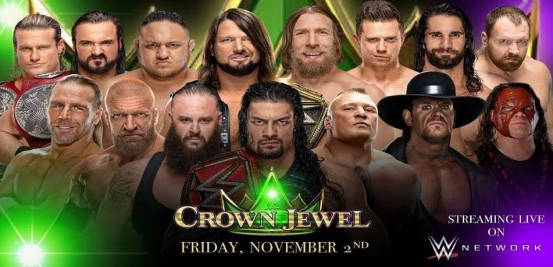 WWE News: WWE Officially Removes 'Crown Jewel' From Calendar Of Events – Cancellation Expected
