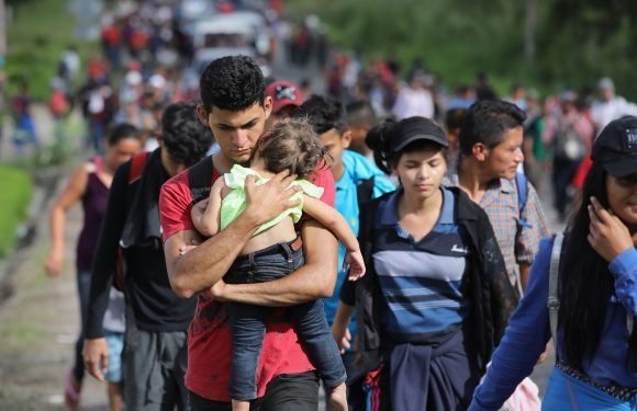 Trump administration supports Mexico, UN plan to deal with caravan of Honduran migrants