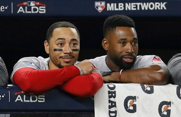 Red Sox capitalize on key hits, bullpen stops leaks in ALCS Game 2