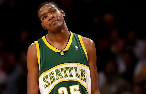 Kevin Durant calls for NBA to return to Seattle