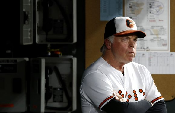 Reports: Buck Showalter to part ways with Orioles after disastrous season