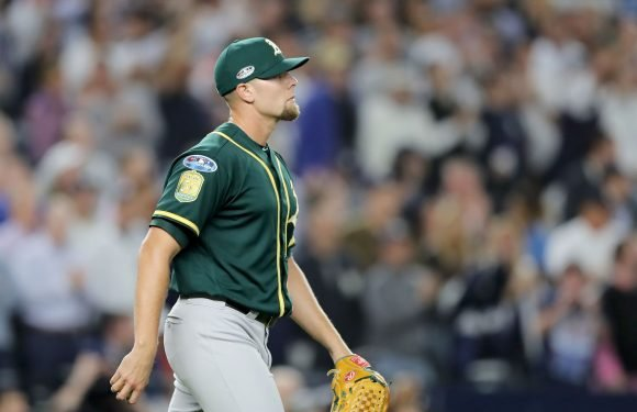 Yankees turn A's bullpenning gambit into wild-card nightmare – but it was still right move