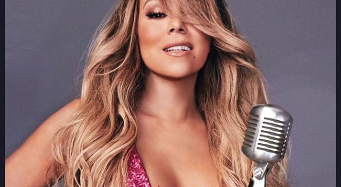 Mariah Carey Performs 'With You' At The AMAs