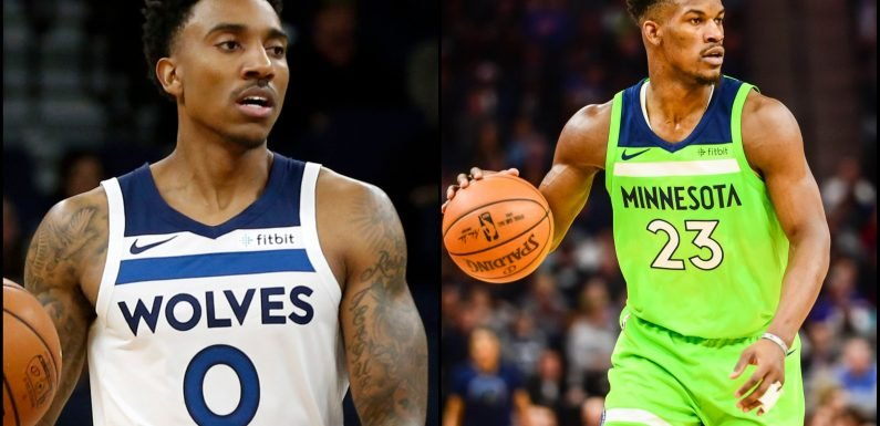 T'wolves: Jeff Teague calls Jimmy Butler's team meeting 'fake news'