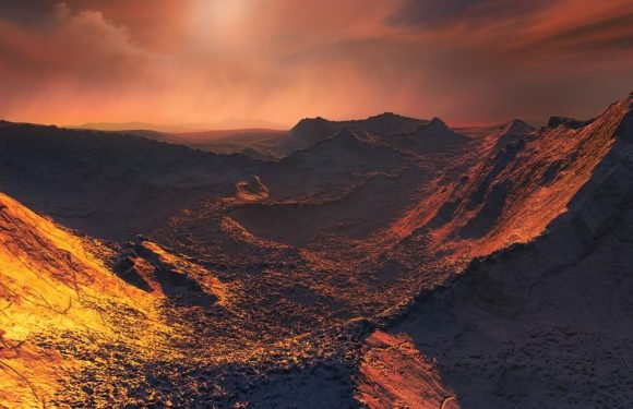 Frozen 'Super Earth' discovered orbiting one of the closest stars to the Sun