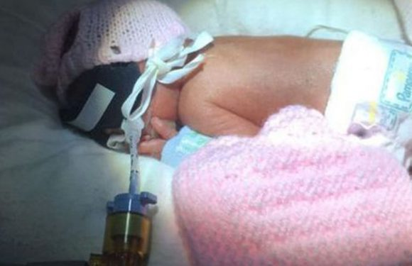 Premature twins die within a week of each other leaving parents devastated