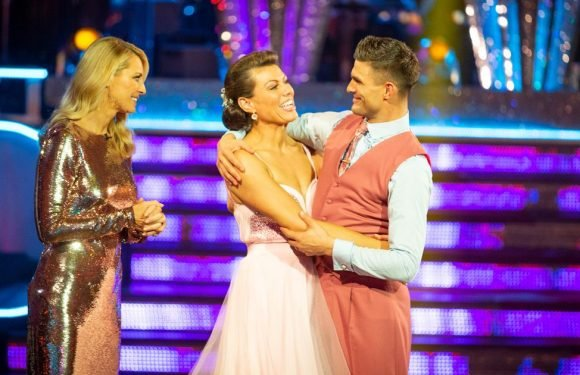 Here's who is expected to leave Strictly Come Dancing on Sunday