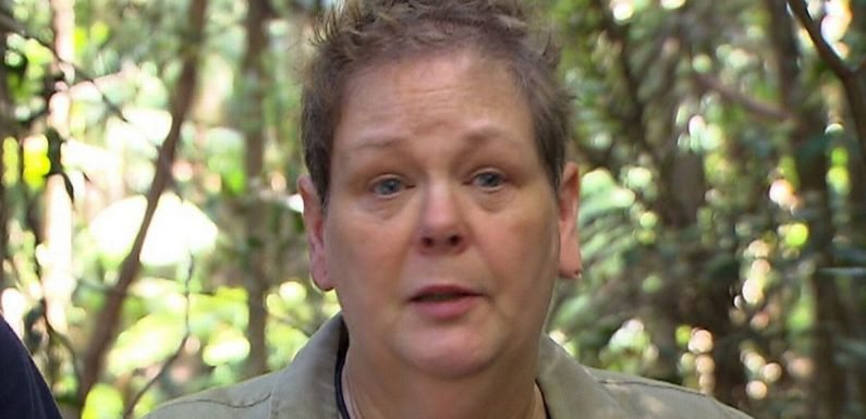 Im A Celebrity Fans Slam Show For Airing Embarrassing Anne Hegerty Moment