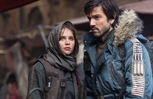 New Star Wars TV show about Cassian Andor in the works
