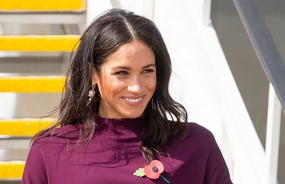 Meghan's royal tour style was tailored to maternity – here's how
