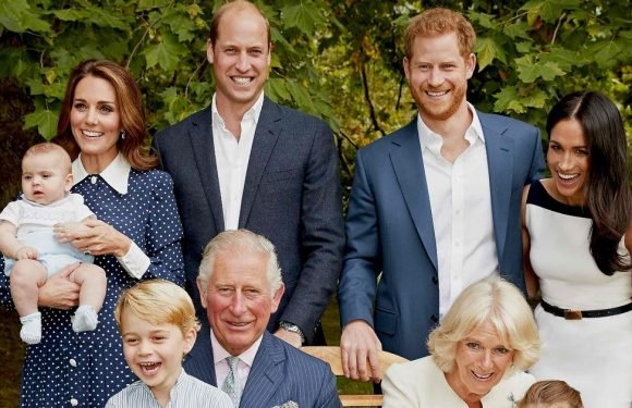 Sweet reason the Royal Family are laughing in Prince Charles' birthday photo