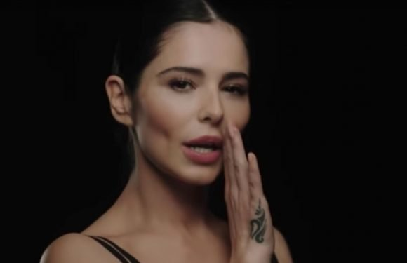 Cheryl gives glimpse behind-the-scenes of Love Made Me Do It music video shoot