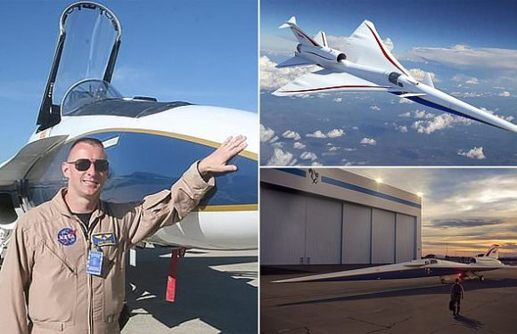 NASA to begin testing silent supersonic technology for new airliner