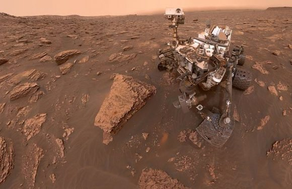Curiosity is on the move again one month after NASA switched its brain