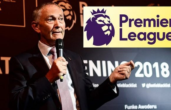 PL shock at request to raise £5m for outgoing chairman Scudamore