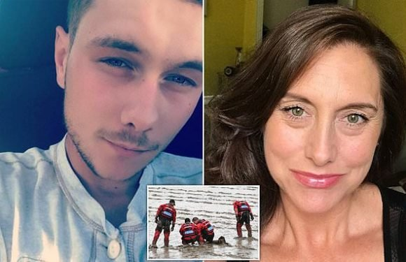 Missing mother-of-five's son reveals family's 'never-ending nightmare'