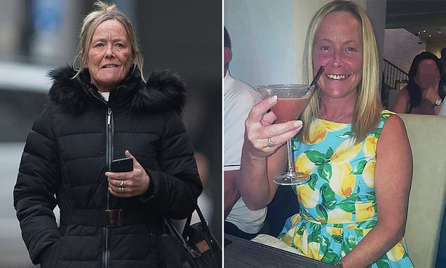 Mother who threatened to punch a Ryanair air stewardess is spared jail
