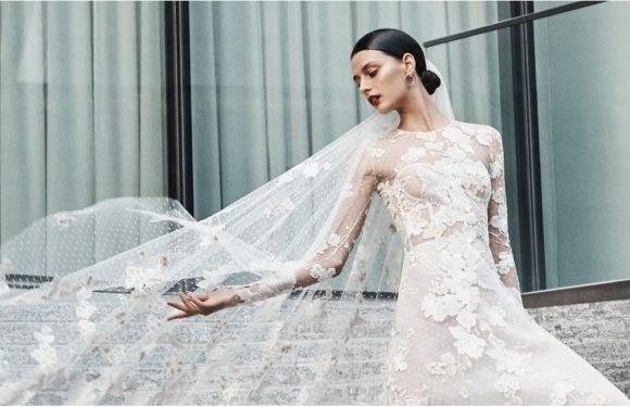 These Are the Biggest Bridal Trends For Fall 2019, and We're Already Swooning