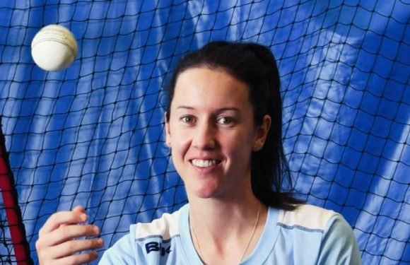 From red dirt back to sky blue: former jillaroo's emotional journey