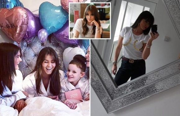 Inside Coronation Street star Brooke Vincent's stylish home complete with huge velvet bed and super sleek kitchen