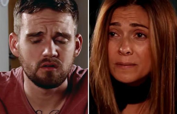 Coronation Street spoilers: Michelle Connor breaks down in tears as Ali prepares to turn himself in over Ronan's death