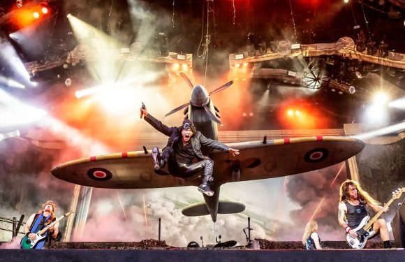 Iron Maiden Map Out 2019 Legacy of the Beast Tour