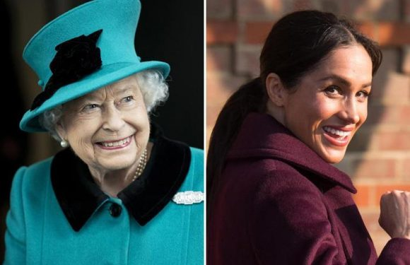 The Queen must be the first person to know Meghan Markle has given birth
