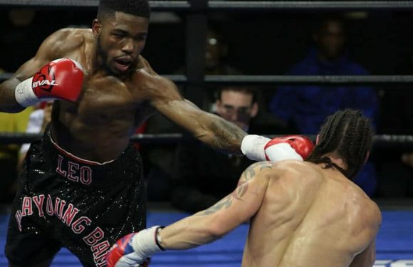 Leo Hall death: Boxer died after being shot during robbery