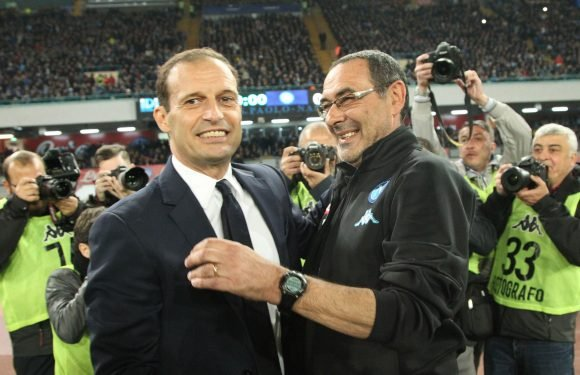 Chelsea news: Maurizio Sarri loses out on Best Italian Coach of 2018 award to Juventus' Max Allegri