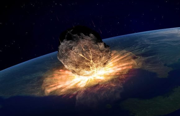 NASA warns that asteroid TWICE the size of Big Ben could slam into Earth with force of 50 megaton nuke