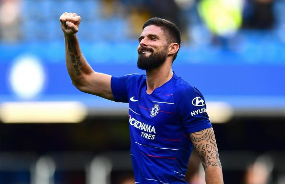 10am Chelsea news: Olivier Giroud lands Hollywood role, Blues target Sandro Tonali drops huge transfer hint and cheeky Cesc Fabregas gets caught out