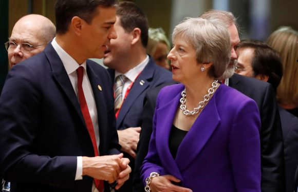 Theresa May should call a second referendum to cancel Brexit, Spanish PM says