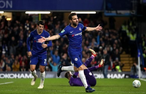 12pm Chelsea news: Olivier Giroud lands Hollywood role, Blues target Sandro Tonali drops huge transfer hint and cheeky Cesc Fabregas gets caught out