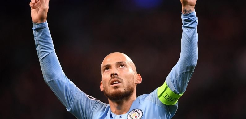 David Silva reveals exact moment power shift changed from Manchester United to City