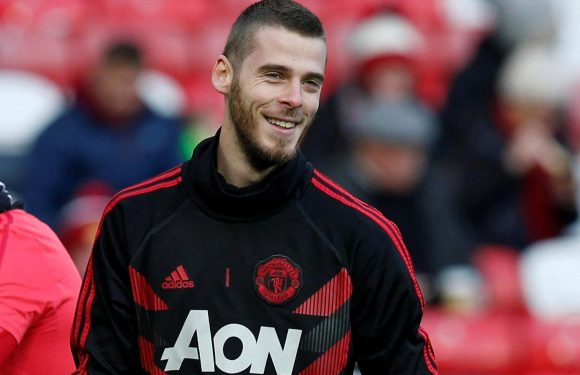 Man Utd news: David De Gea EVENS for shock Juventus switch as odds tumble in last 24 hours