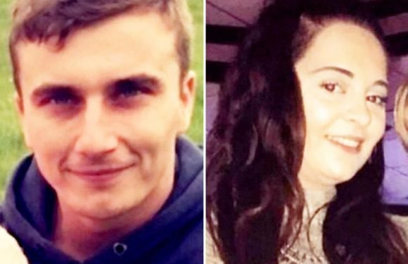 Young couple died when faulty wood-burning stove set cottage ablaze after landlady promised to get it fixed