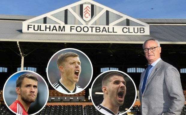 Fulham manager Claudio Ranieri must pick a defence, choose a No1 and