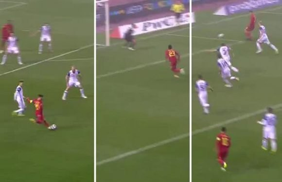 Chelsea fans are drooling over Eden Hazard's phenomenal pass to set up Michy Batshuayi goal for Belgium