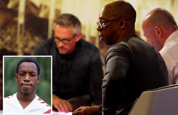 Ian Wright's bullying stepdad made him watch wall instead of Match of the Day, as Arsenal legend opens up on tough childhood