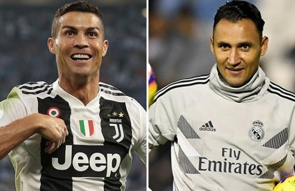 Keylor Navas may follow Cristiano Ronaldo to Juventus after brutally honest assessment on how forward's exit has hurt Real Madrid